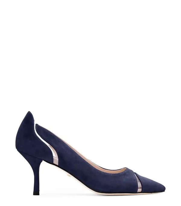 THE DAVIA  裸靴