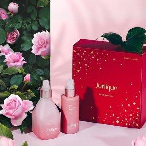 8折+送礼Jurlique 套装促销 收玫瑰护手霜套装 沐浴套装