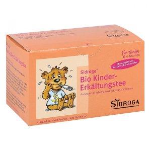 满€50减€5SIDROGA 有机儿童感冒退烧茶 20包