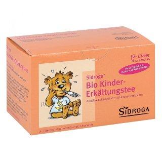 SIDROGA 有机儿童感冒退烧茶 20包
