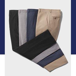 As Low As $6.99Men's Wearhouse Pants Sale