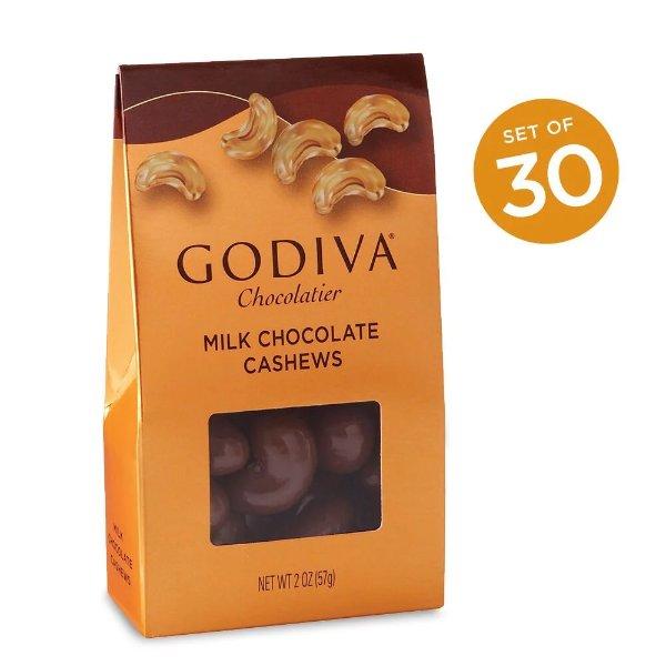 牛奶巧克力腰果30包