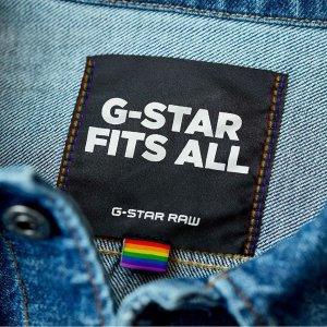 低至5折+额外7折G-Star澳洲官网 限时促销 精选潮服折上折