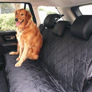 $19.99BarksBar 防水防划汽车宠物座椅吊床套 - 黑色