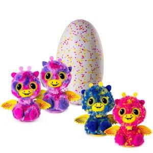 $49.99包邮限今天:Hatchimals 双胞胎神秘蛋,2款可选