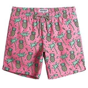 a4998b688f7 MaaMgicMens Swim Trunks Quick Dry Beach Wear Shorts Mesh Lining Swimwear  Bathing Suits. $18.99. MaaMgic Mens ...
