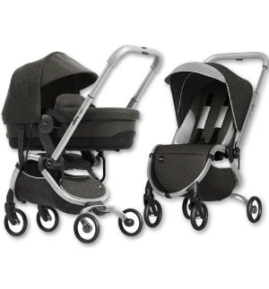 Free Bassinet + Adapter with PurchaseMima Zigi Stroller Sale @ Albee Baby
