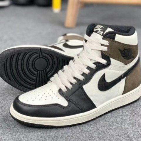 $170Nike Store Air Jordan 1 Black Mocha