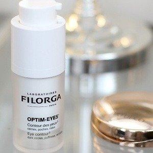Filorga同时解决黑眼圈浮肿和皱纹360雕塑眼霜 (15ml)