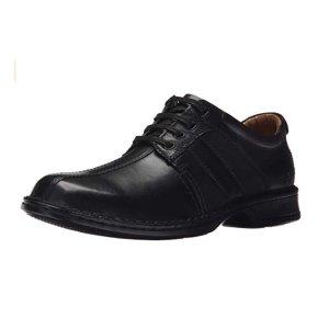 现价$33.93(原价$90)Clarks 男士牛津休闲鞋热卖 2色可选