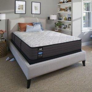 $579起Sealy 美姿系列回弹记忆棉弹簧超硬床垫