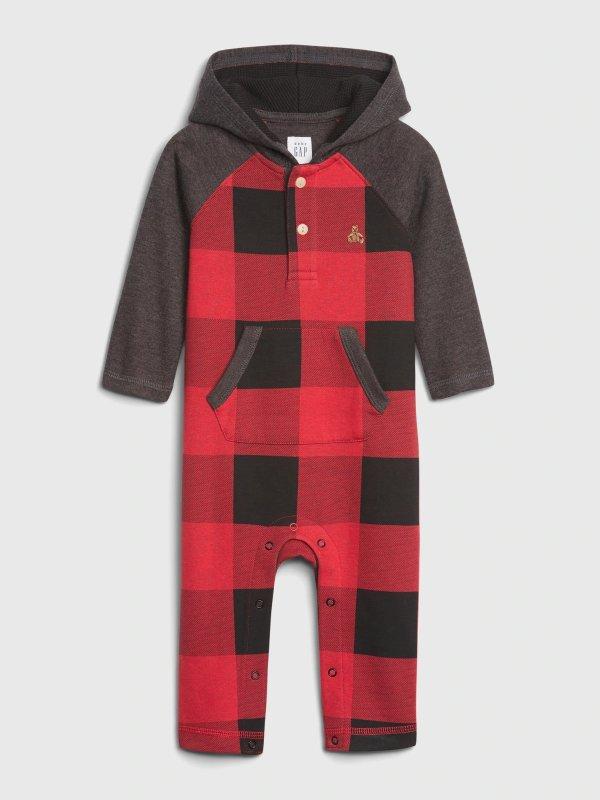 婴儿连体服