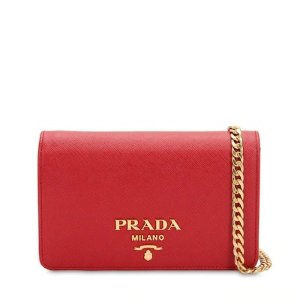 Prada30% OFF with $1000SAFFIANO LEATHER SHOULDER BAG