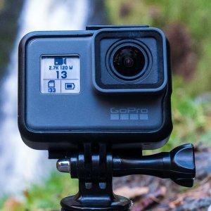 $511.2 (原价$736)GoPro 超新款 HERO 6 高清4K运动摄像机 热卖