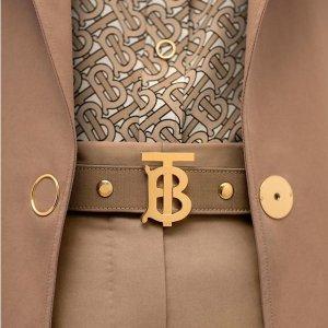5折 好价格捡漏Burberry 精选新款热卖 收卫衣、风衣、美鞋、配饰