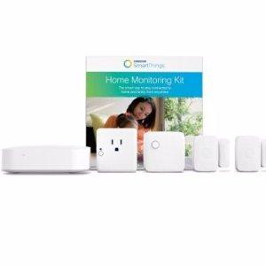 $109.99 (原价$249.99)Samsung SmartThings 家庭监控套装 送漏水传感器