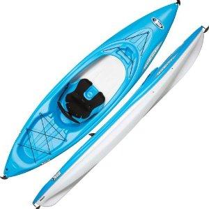 $159.98(原价$249.99)Pelican Trailblazer 户外水上单人皮划艇 多色