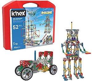 K'NEX K`Nex - Imagine 25th Anniversary Ultimatebuilder's Case Building Kit