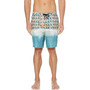 Perry Ellis2 for $60Beach Scene Print Boardshort