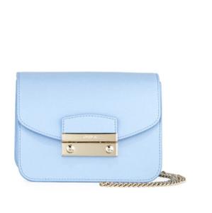 Up to Extra 40% Off+Extra 10% OffFurla Julia Mini Saffiano Leather Crossbody Bag