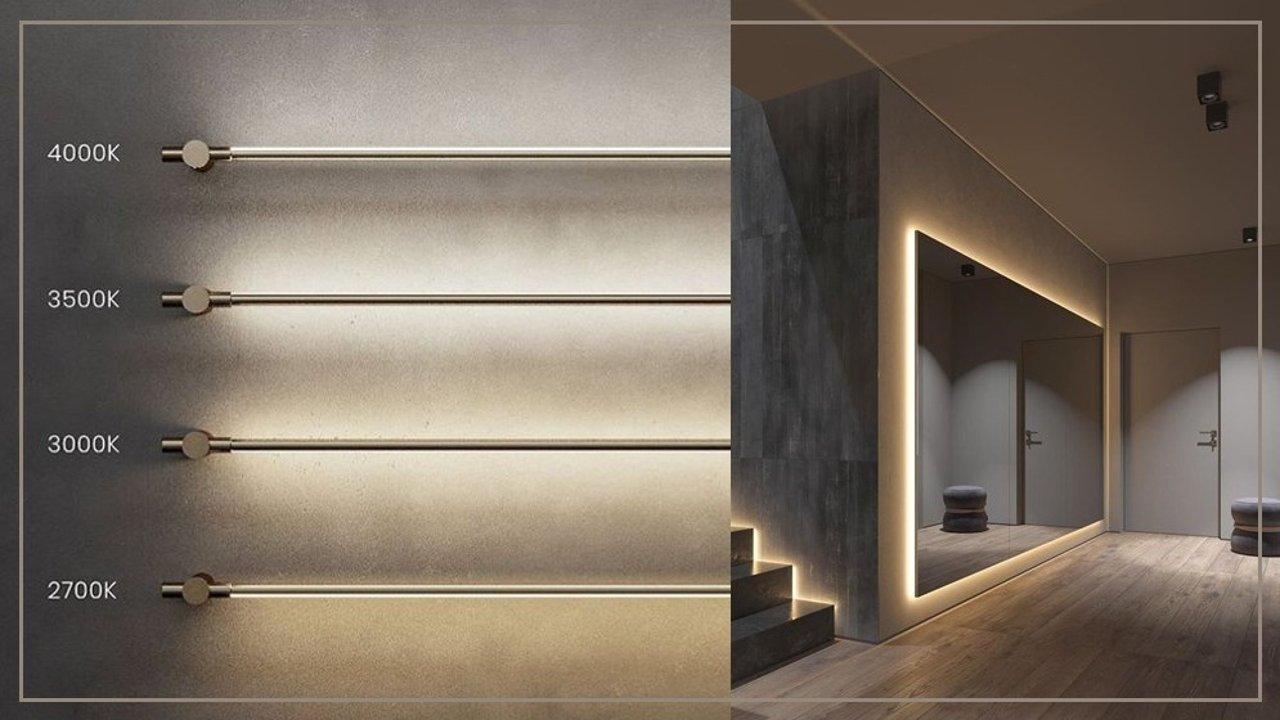 家庭照明小科普 | 灯光的色温与亮度该如何选择?