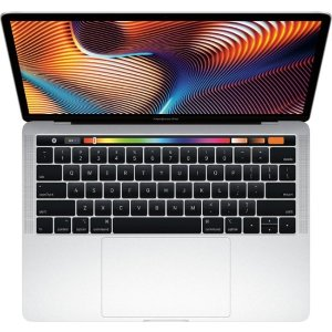 使用学生折扣 $1199.992018 Macbook Pro 13 银色 Touch Bar (i5,8GB,256GB)