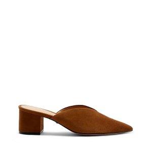 Schutz穆勒鞋