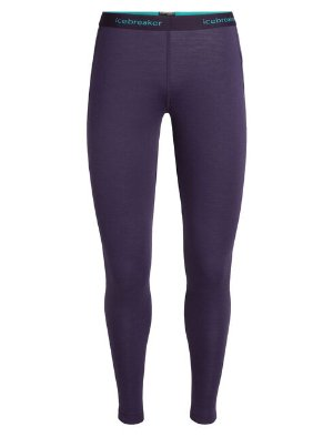 Womens Merino BodyfitZONE™ 150 Zone Leggings Thermal Base Layer| icebreaker