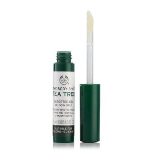 Tea Tree Gel | Tea Tree Oil For Blemishes | The Body Shop®