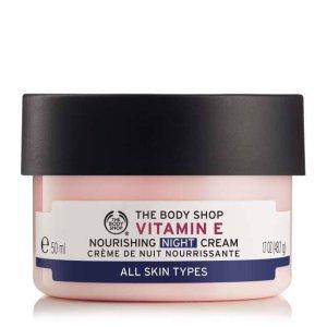 The Body ShopVitamin E 晚霜