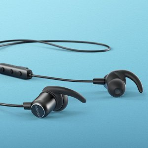 $21Anker SoundBuds Slim+ Wireless Headphones