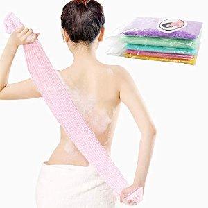 5个装长搓澡巾