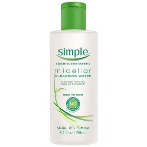 Simple Micellar Cleansing Water 6.7 oz : Target