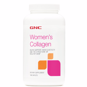 "GNC需使用优惠码""DMSAVESEP""女士胶原蛋白Women's Collagen,180粒"