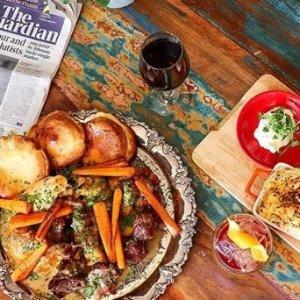 伦敦 I 最英式的传统美食Sunday Roast 来了你得尝尝