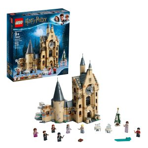 LEGO Harry Potter Hogwarts Clock Tower 75948 Build and Play Tower Set