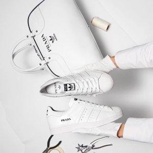 $400的鞋,你入坑吗?预告:Prada x adidas 联名系列预计发售