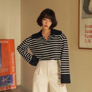 6折起 娃娃领工装裙$254上新:Paul&Alice 新晋设计师美衣 Get韩国小姐姐穿搭风格
