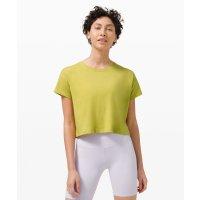 Cates 梨黄色T恤
