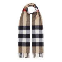 Burberry 男士羊绒围巾
