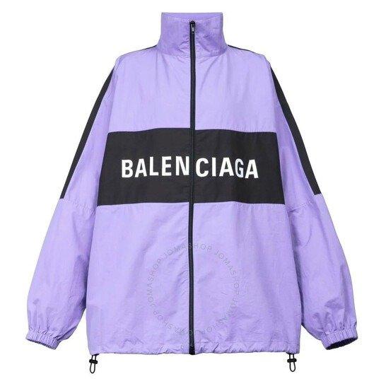 Ladies Purple Zip-up 紫色外套