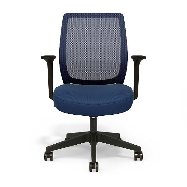 Union & Scale 透气中背人体工学办公椅