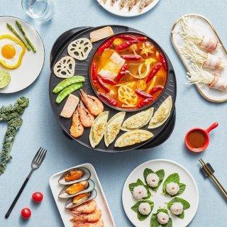 $34.99起 包邮华人生活馆精选电饼铛、春饼机、烤涮锅热卖
