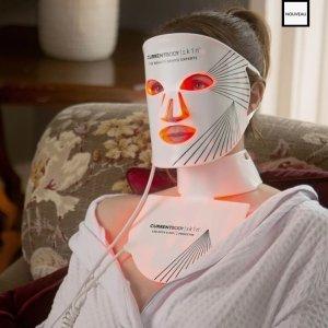 变相5.7折 €253收LED面膜仪Currentbody Skin 又出黑科技 LED颈部美容仪了解一下