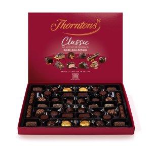 Thorntons黑巧礼盒