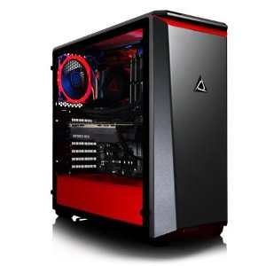 CLX SET GAMING PC (AMD Ryzen 9, RTX 2080Ti, 32GB, 480GB+1TB)