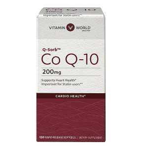Q-Sorb™ Co Q-10 200 mg. at Vitamin World