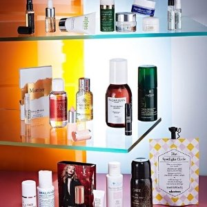 Recieve a LOVE YOURSELF GWP valued at $361With $200 on Cosmetics Purchase @ Barneys New York