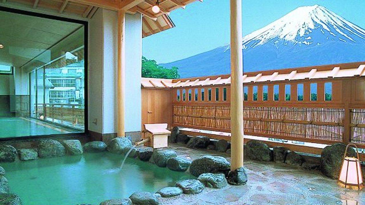 外国游客最友好的温泉,关东温泉之箱根温泉攻略!