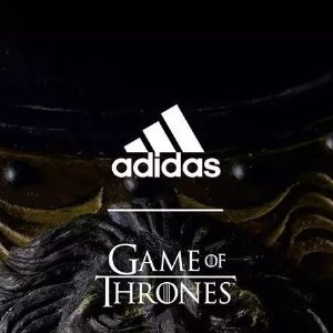 3月22日开售上新:adidas X Game of Thrones 联名限量 凛冬将至
